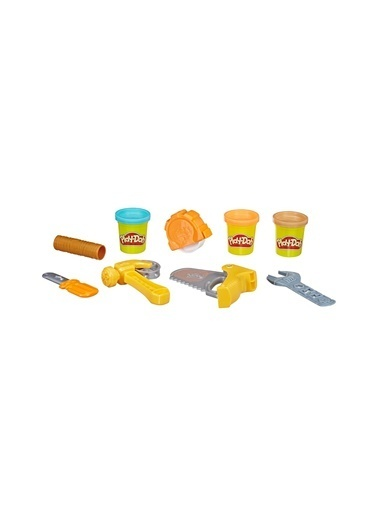 Play-Doh  Bahçe Ve Alet Setleri Alet Seti E3342-E3565 Renkli